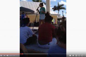 Hannah Willard speech at 12th Annual Treasure Coast LGBT PrideFest
