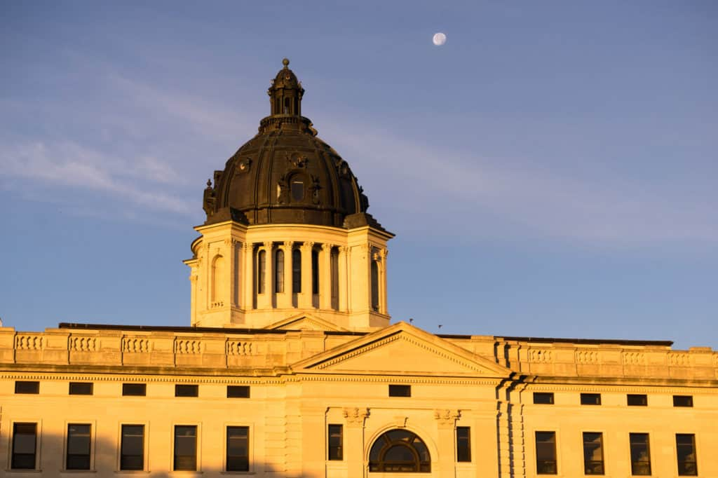 South Dakota State Capitol Building