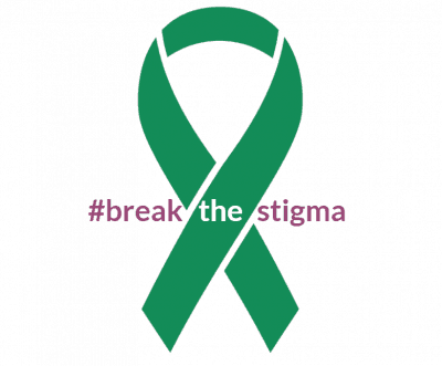 mental health awareness month logo