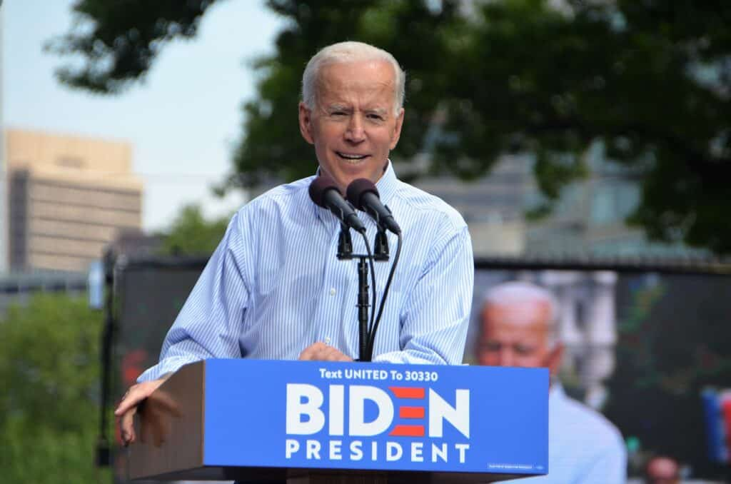 "<a href=""https://commons.wikimedia.org/wiki/File:Biden13_(47876895821).jpg"">Michael Stokes</a>, <a href=""https://creativecommons.org/licenses/by/2.0"">CC BY 2.0</a>, via Wikimedia Commons"