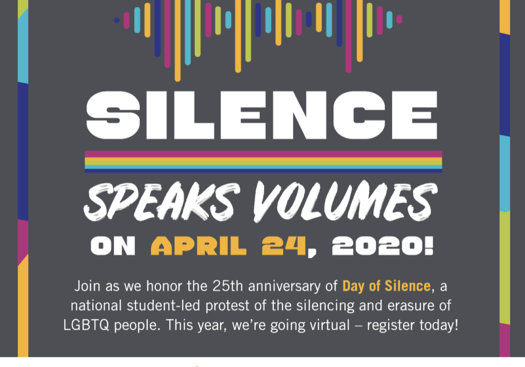 Day of Silence graphics