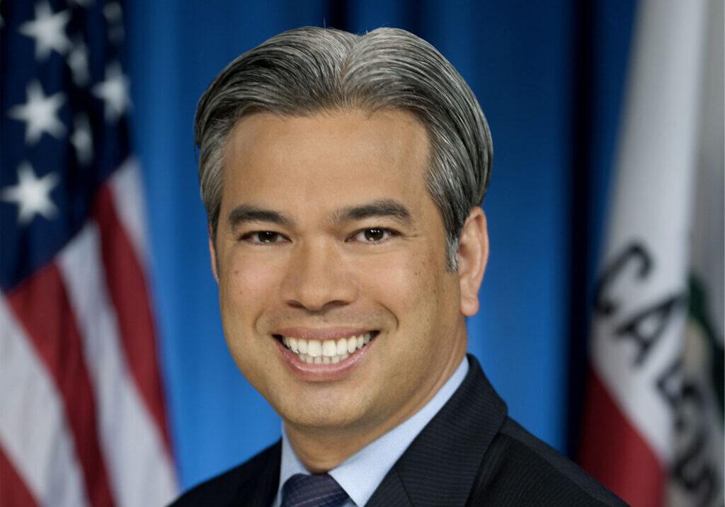 Attorney General Bonta of California